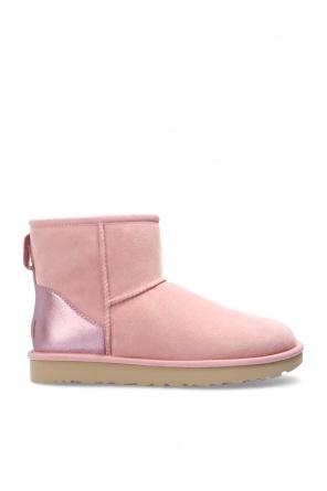 'w classic mini ii metallic' snow boots od UGG