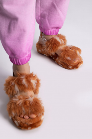 'oh yeah' fur sandals od UGG