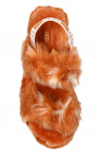 UGG 'Oh Yeah' fur sandals