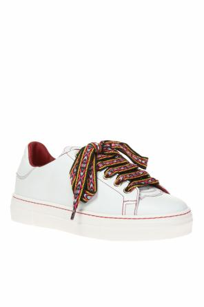 Sport shoes with a print od Etro