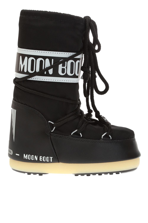 Moon Boot Kids 'Classic Nylon' snow boots