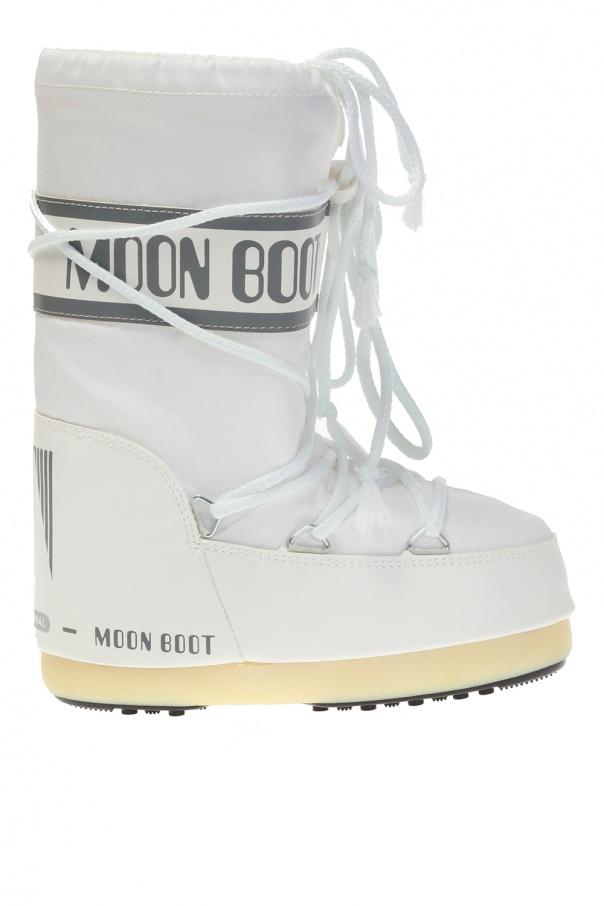 Moon Boot Kids Logo snow boots