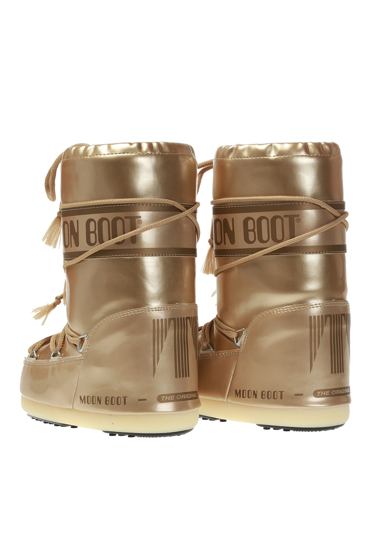 Moon Boot Kids 'Classic Vinil' snow boots