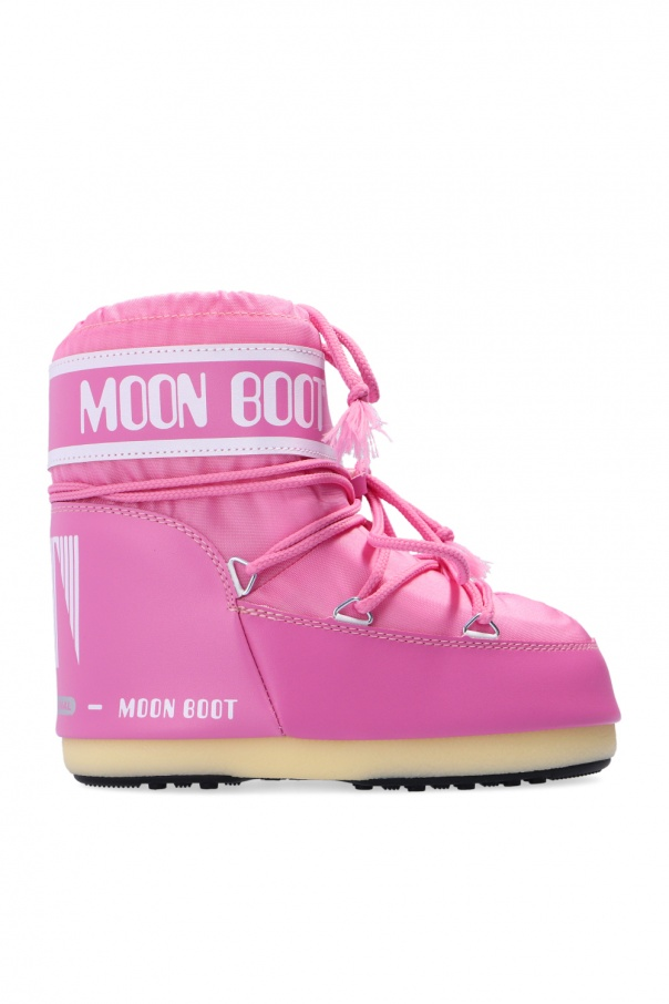 Moon Boot Kids 'Classic Low' snow boots