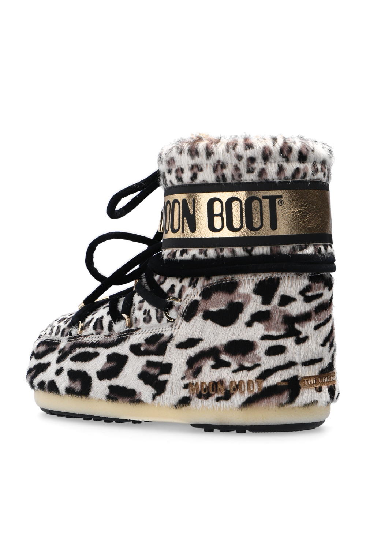 Moon Boot 'Mars Animal' snow boots