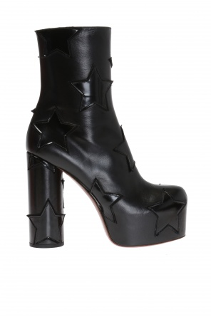 Platform ankle boots od Vetements