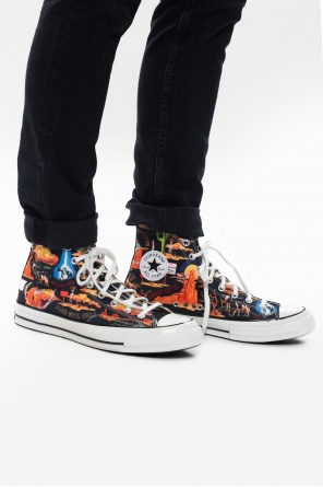 The 'twisted resort' collection od Converse