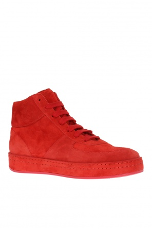 High-top sneakers od Ann Demeulemeester