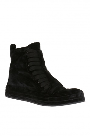 Lace-up ankle boots od Ann Demeulemeester