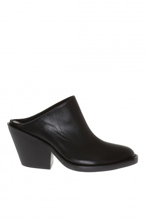 Leather mules od Ann Demeulemeester