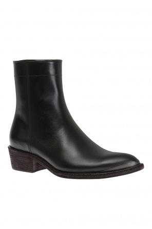 'rodeo' heeled ankle boots od Haider Ackermann