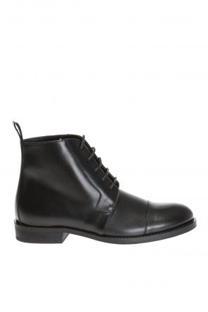 Leather ankle boots od Ann Demeulemeester