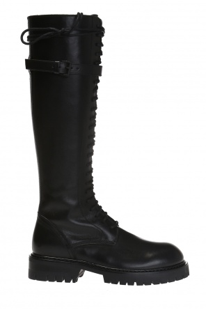 Lace-up combat boots od Ann Demeulemeester