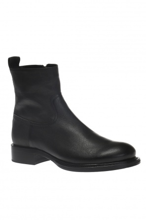 Stitched ankle boots od Ann Demeulemeester