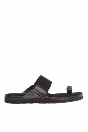Leather slides od Ann Demeulemeester