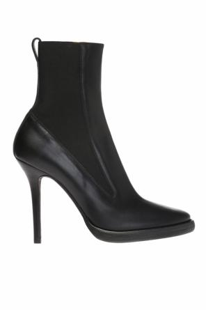 Heeled ankle boots od Haider Ackermann