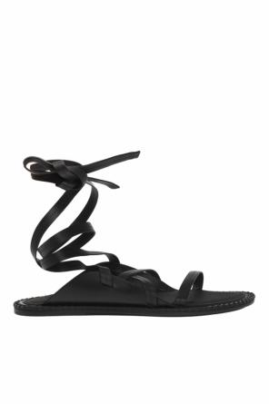 Lace-up sandals od Ann Demeulemeester