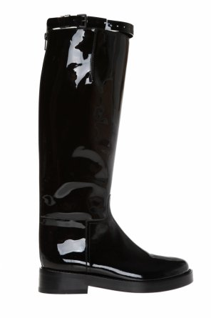 Leather boots od Ann Demeulemeester