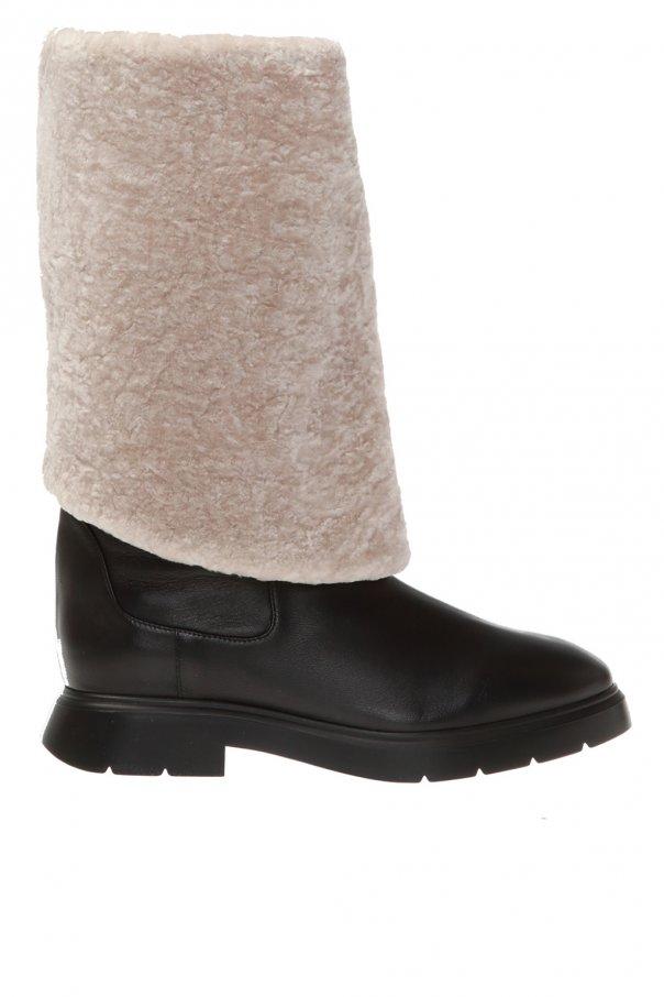 Stuart Weitzman 'Luiza' insulated boots