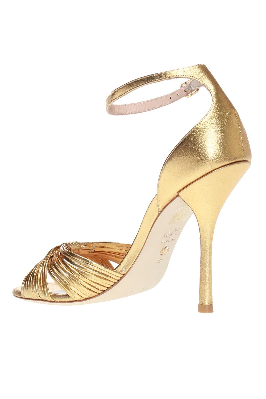 Stuart Weitzman 'Paulette' stiletto sandals