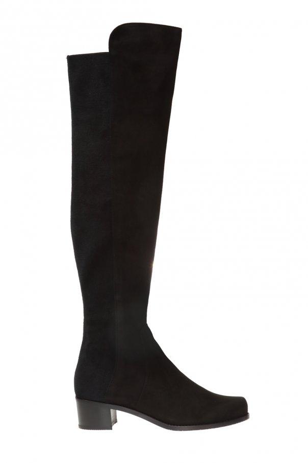 Stuart Weitzman 'Reserve' heeled over-the-knee boots
