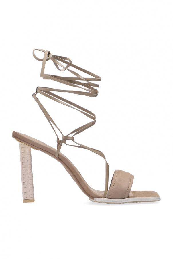 Jacquemus 'Adour Hautes' heeled sandals