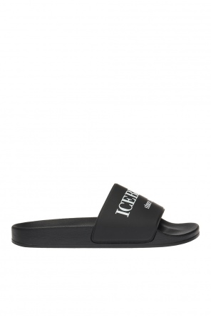 Slides with logo od Iceberg