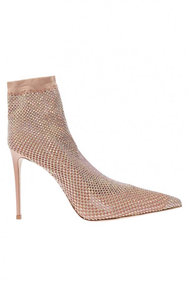 Le Silla 'Gilda' heeled ankle boots