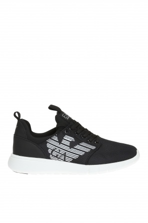 Lace-up sneakers od EA7 Emporio Armani