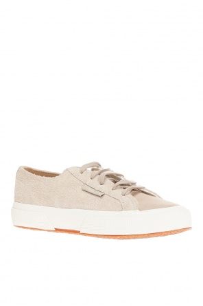 '3750 cothairysueu' lace-up sneakers od Superga