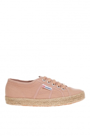 '2750 cotropeu' espadrille-inspired sneakers od Superga