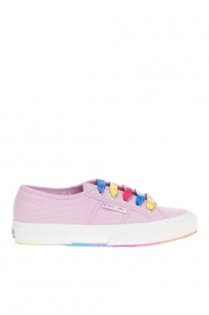 '2750 cotw' lace-up sneakers od Superga