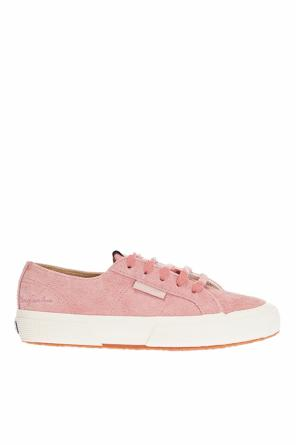 '2750 hairysueu' lace-up sneakers od Superga