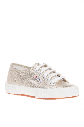 '2750plus lamew' lace-up sneakers od Superga