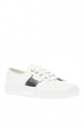 '2750 pusnakew' lace-up sneakers od Superga