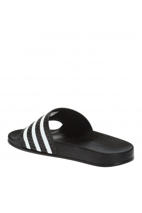 Slippers with an embossed logo od ADIDAS Originals