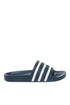 Embossed logo slides od ADIDAS Originals