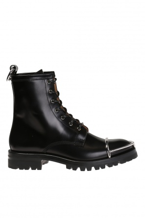 'lyndon' lace-up boots od Alexander Wang