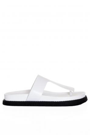 Leather flip flops od Alexander Wang