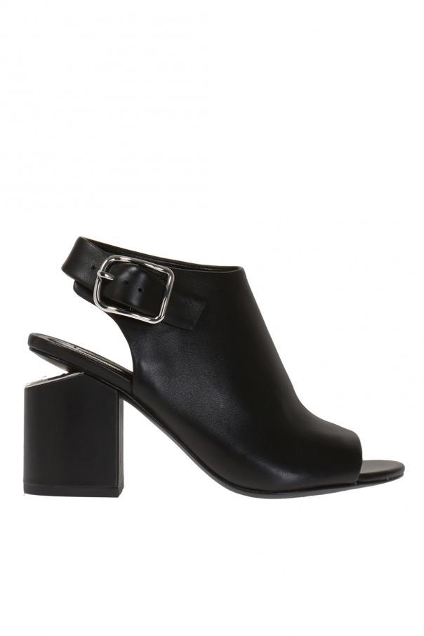 b38924092f26 Nadia  block heel ankle boots Alexander Wang - Vitkac shop online