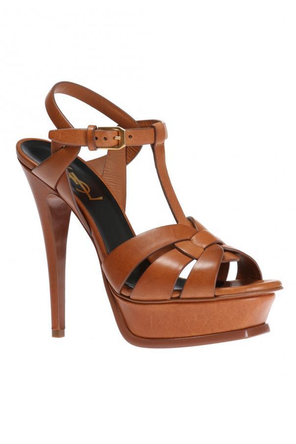 'tribute' platform sandals od Saint Laurent
