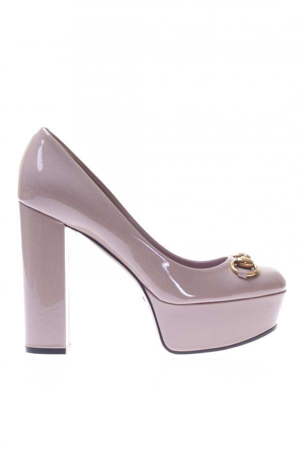 ac9c40589 Platform Heel Pump Gucci - Vitkac shop online