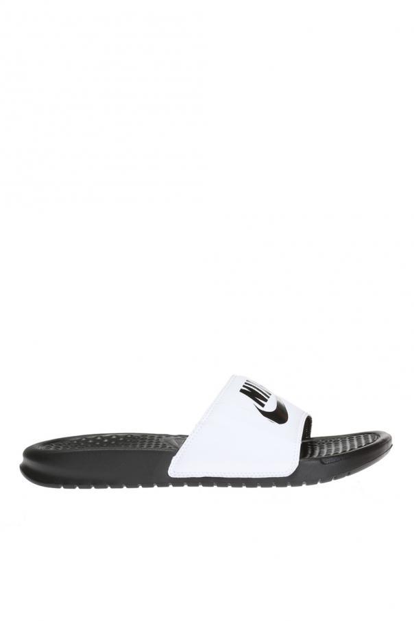 Nike 'Benassi Just Do It' logo slides