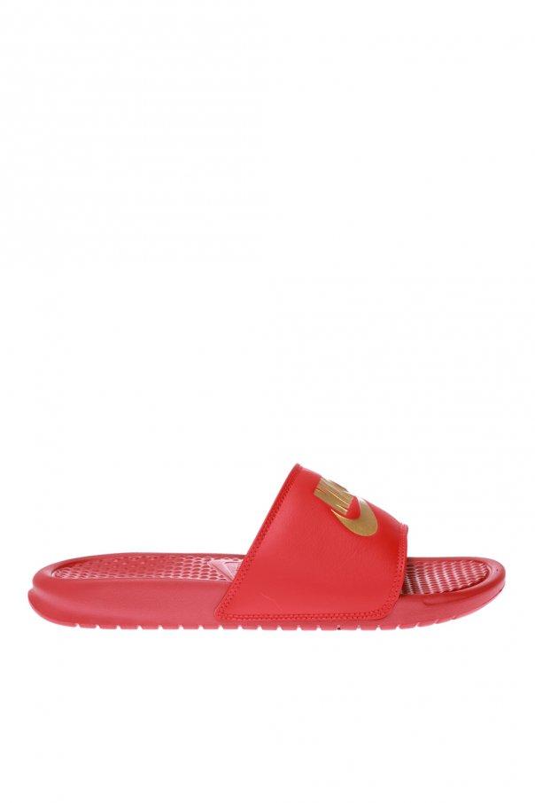 Nike 'Benassi Jdi' slides with logo