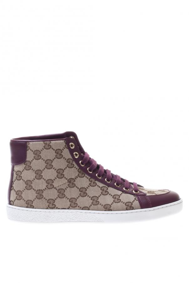 5da8343bf Brooklyn' High-Top Sneakers Gucci - Vitkac shop online