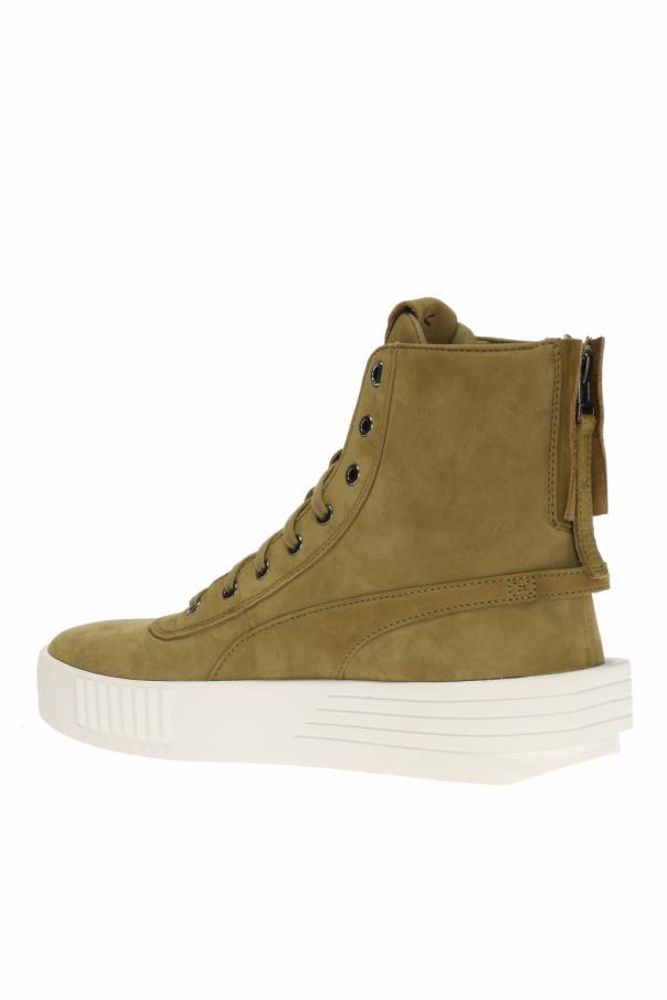 5b7edf095f56 Parallel  platform high-top sneakers Puma XO by The Weeknd - Vitkac ...