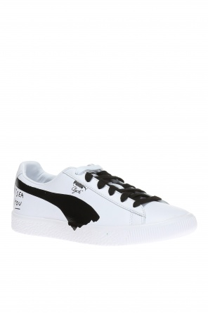 'clyde' sneakers od Puma