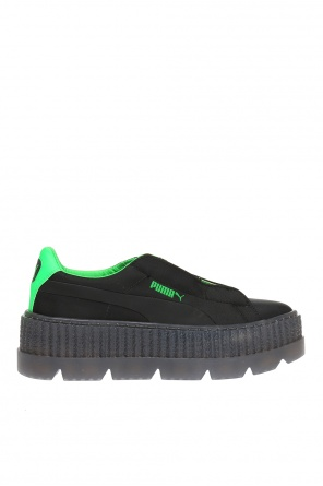 High-platform sneakers od Puma Fenty by Rihanna