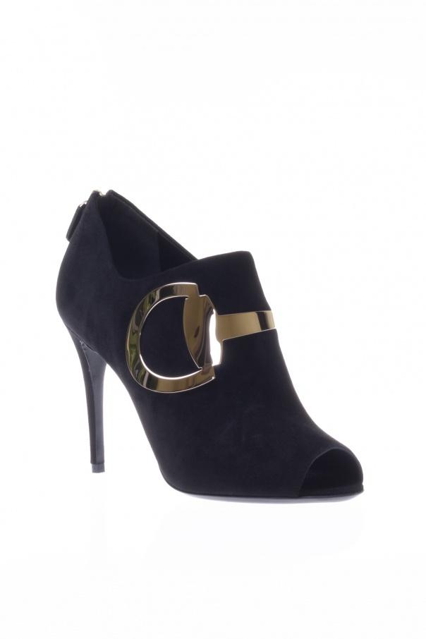 7ff840cab Rooney' Suede Ankle Boots Gucci - Vitkac shop online