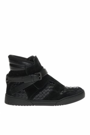 High-top sneakers od Bottega Veneta